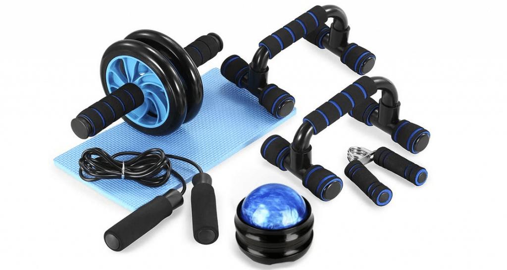 Comparatif pour choisir le meilleur kit de musculation