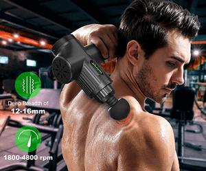 Meilleur pistolet de massage musculaire